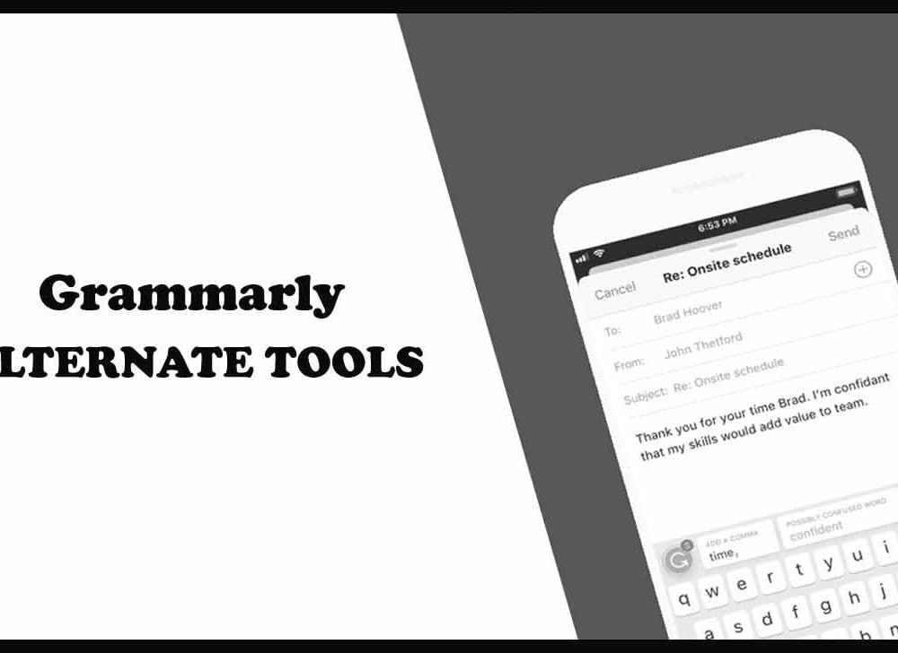3 Grammarly Alternative Tools at Open Source (*Free / Premium)