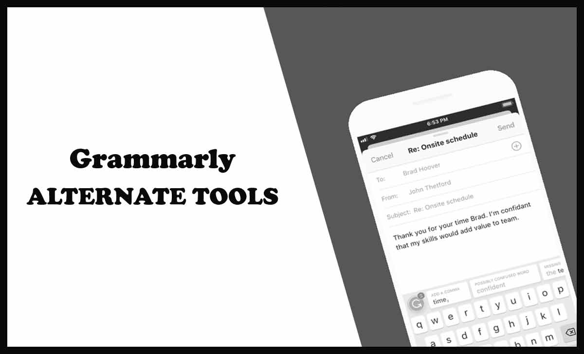 Grammarly Alternative Tool