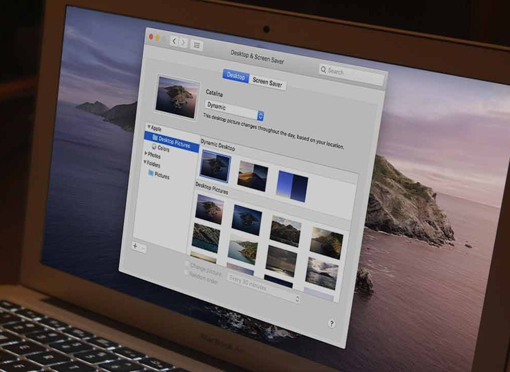 How to Change Background on Mac for Login & Screensaver