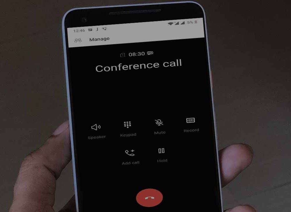 Make Conference Call on Mobile using Different Methods