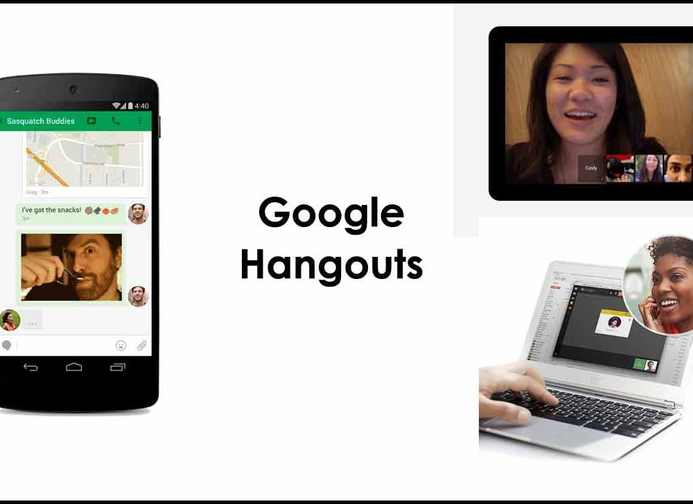 Make Conference Call on Google Hangouts Meet