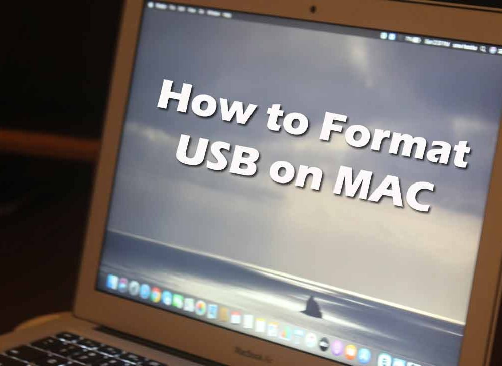 How to Format USB Drive On Mac (2 Methods Proved*)
