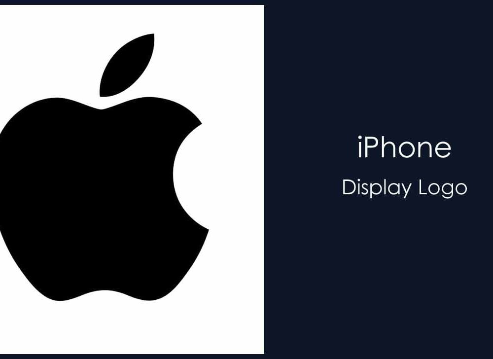 iPhone PNG Display Logo History