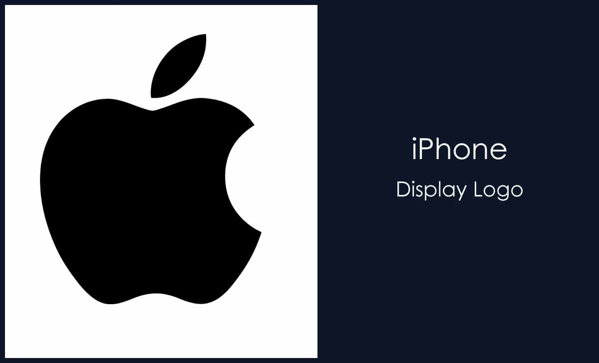 iPhone PNG Display Logo